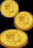 Gold Coins Clip Art