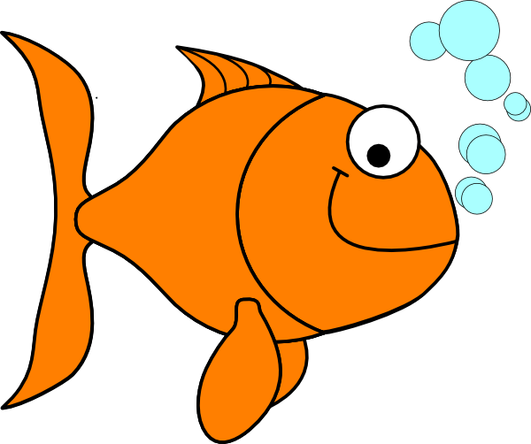 fish clipart drawing - photo #44