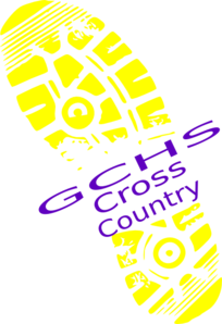 Gchs Cross Country Clip Art