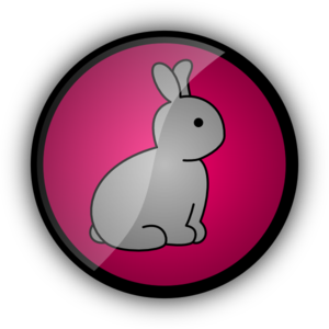 Little Rabbit Clip Art