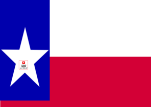 The Texas Flag Clip Art