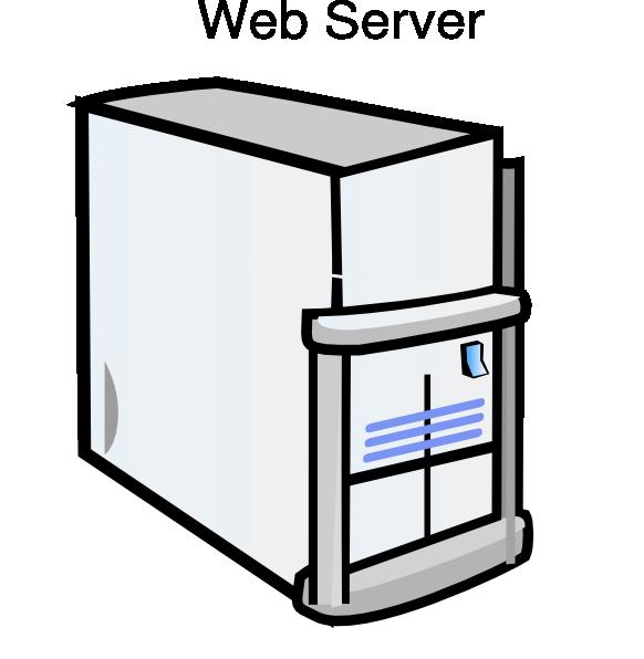 Web Server Clip Art at Clker.com - vector clip art online ...