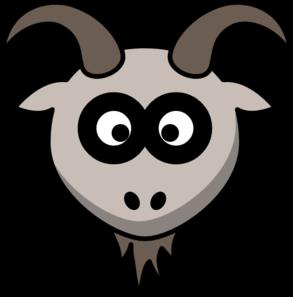 goat head clip art at clker com vector clip art online royalty rh clker com clipart header clipart headshot