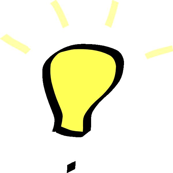 Light Bulb Clip Art at Clker.com - vector clip art online ...