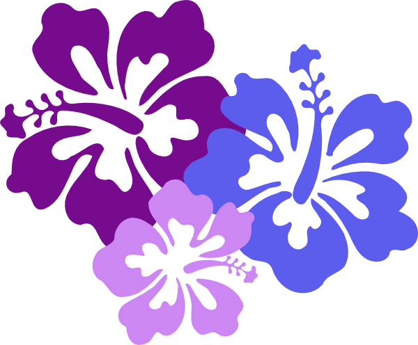 Hibiscus 8 Clip Art At Clkercom Vector Clip Art Online Royalty