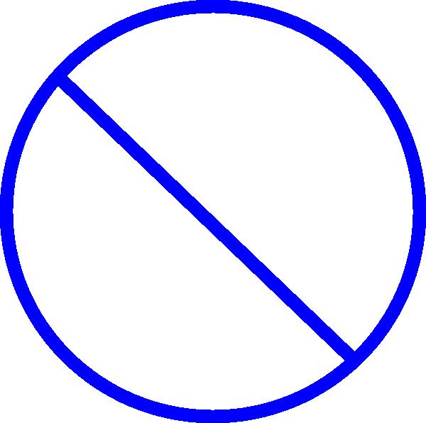 blue circle clip art - photo #33