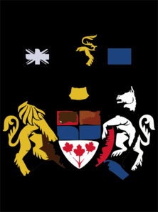 Canadian Coat Of Arms Clip Art