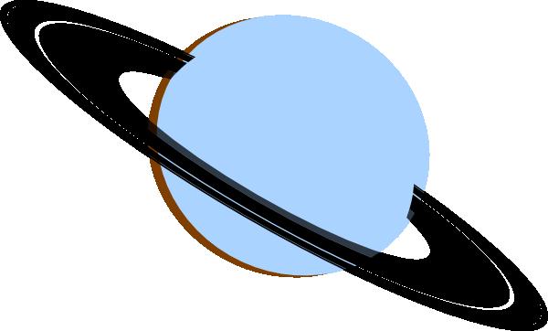 saturn blue gray black brown clip art at clker com vector clip art rh clker com saturn clip art cartoon saturn planet clipart