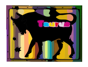 Taurus Of The Zodiac Clip Art