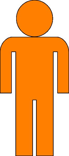 orange man clip art at clker com vector clip art online royalty rh clker com Orange Clip Art orange man clipart