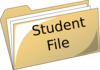 File Folder Clip Art