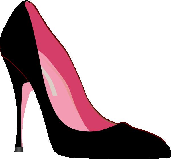 heel clip art at clker com vector clip art online royalty free rh clker com high heel clip art free high heel clip art black and white