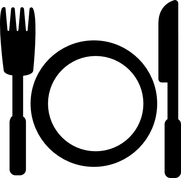 restaurant symbols clip art - photo #44