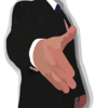 Business Hand Shake Clip Art