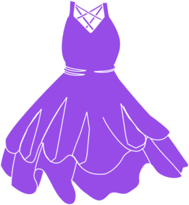 Dress Attempt 2 Clip Art