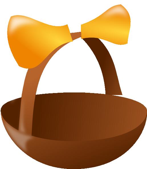 Empty Basket clip artEmpty Easter Basket Clipart