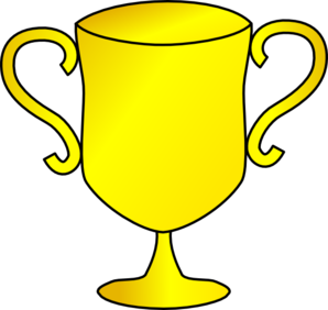trophy plain clip art at clker com vector clip art online royalty rh clker com trophy clipart png trophy clipart pictures
