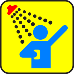 Hot Shower Clip Art