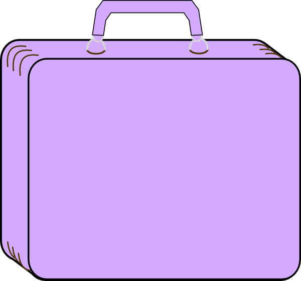 Image result for suitcases clip art