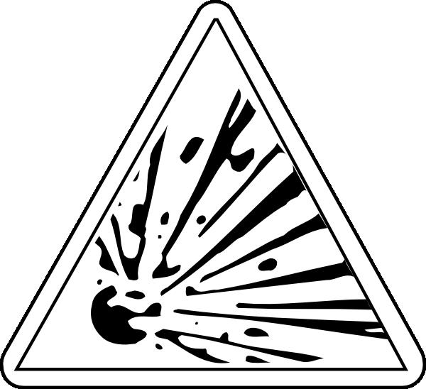 Explosive Symbol Vector | www.imgkid.com - The Image Kid ...