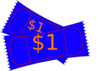 Ticket Clip Art