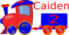 Loco Train2 Clip Art