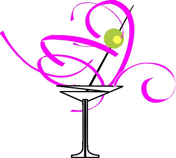 Martini Glass 3 Clip Art At Clker Com Vector Clip Art Online