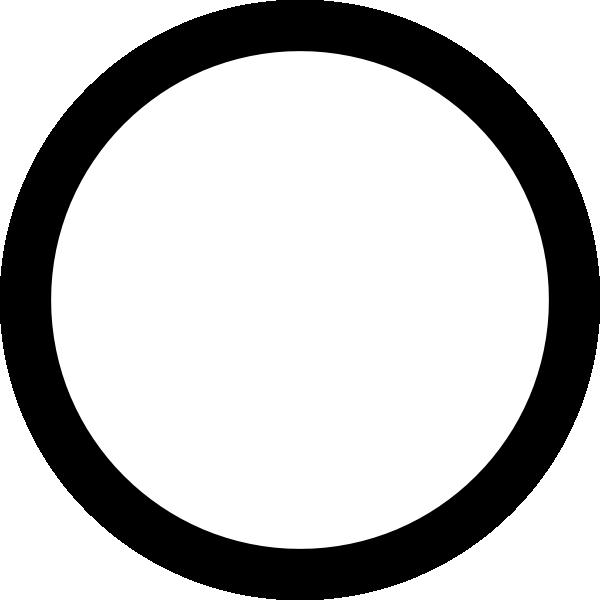 Black Circle Clip Art at Clker.com - vector clip art ...