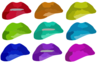 Lip Biting By Glittergirl Clip Art
