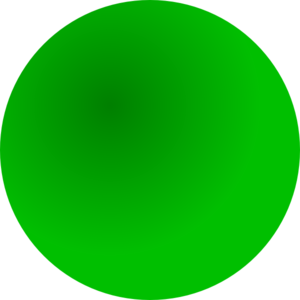 Green Ball Clip Art