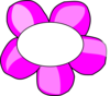 Flower Md1 Clip Art