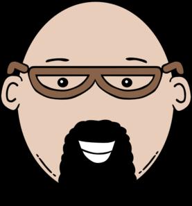 Man Face Cartoon Clip Art at Clker.com - vector clip art online ...