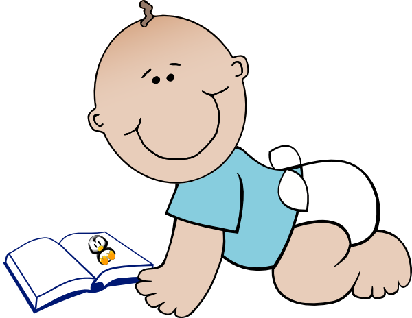 clipart of baby - photo #15