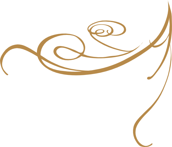 decorative swirl gold clip art at clker com vector clip art online rh clker com decorative clip art designs free decorative clip art images