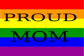 Proud Mom 2 Clip Art
