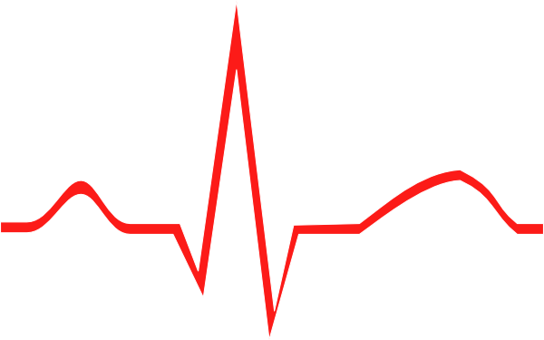 Ekg Signal Clip Art at...