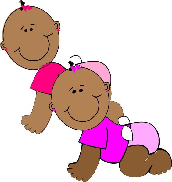 african american baby girl clipart free - photo #20
