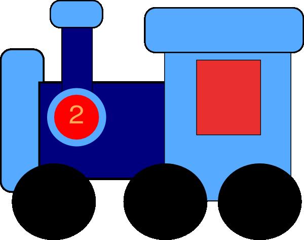 vector clipart train - photo #17