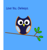 Love You, Owlways Clip Art