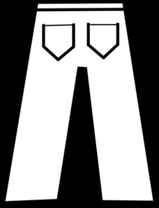 pants clip art at clker com vector clip art online royalty free rh clker com snow pants clipart pants clipart free