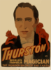 Thurston, World S Famous Magician The Wonder Show Of The Earth. Clip Art