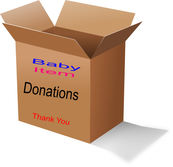 Baby Item Donation Clip Art at Clker.com - vector clip art ...
