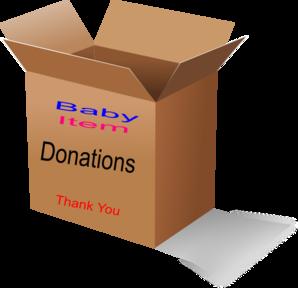 Baby Item Donation Clip Art at Clker.com - vector clip art online ...