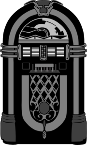 Jukebox Nubbs Clip Art