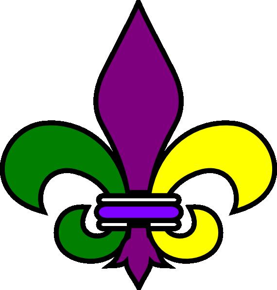 clip art new orleans. New Orleans Fleur De Lis clip art