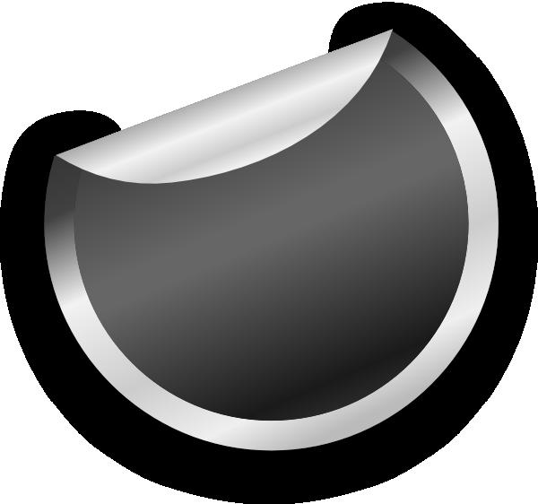 Silver Sticker Clip Art at Clker.com - vector clip art ...
