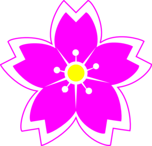 Edited Flower Clip Art