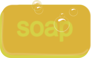 Bar Of Soap Clip Art