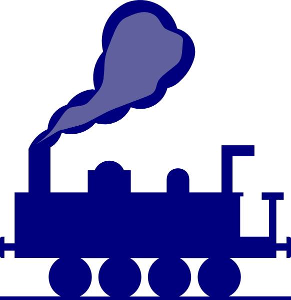 choo choo train car clipart - photo #22