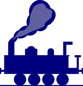 Choo Choo Train Clip Art